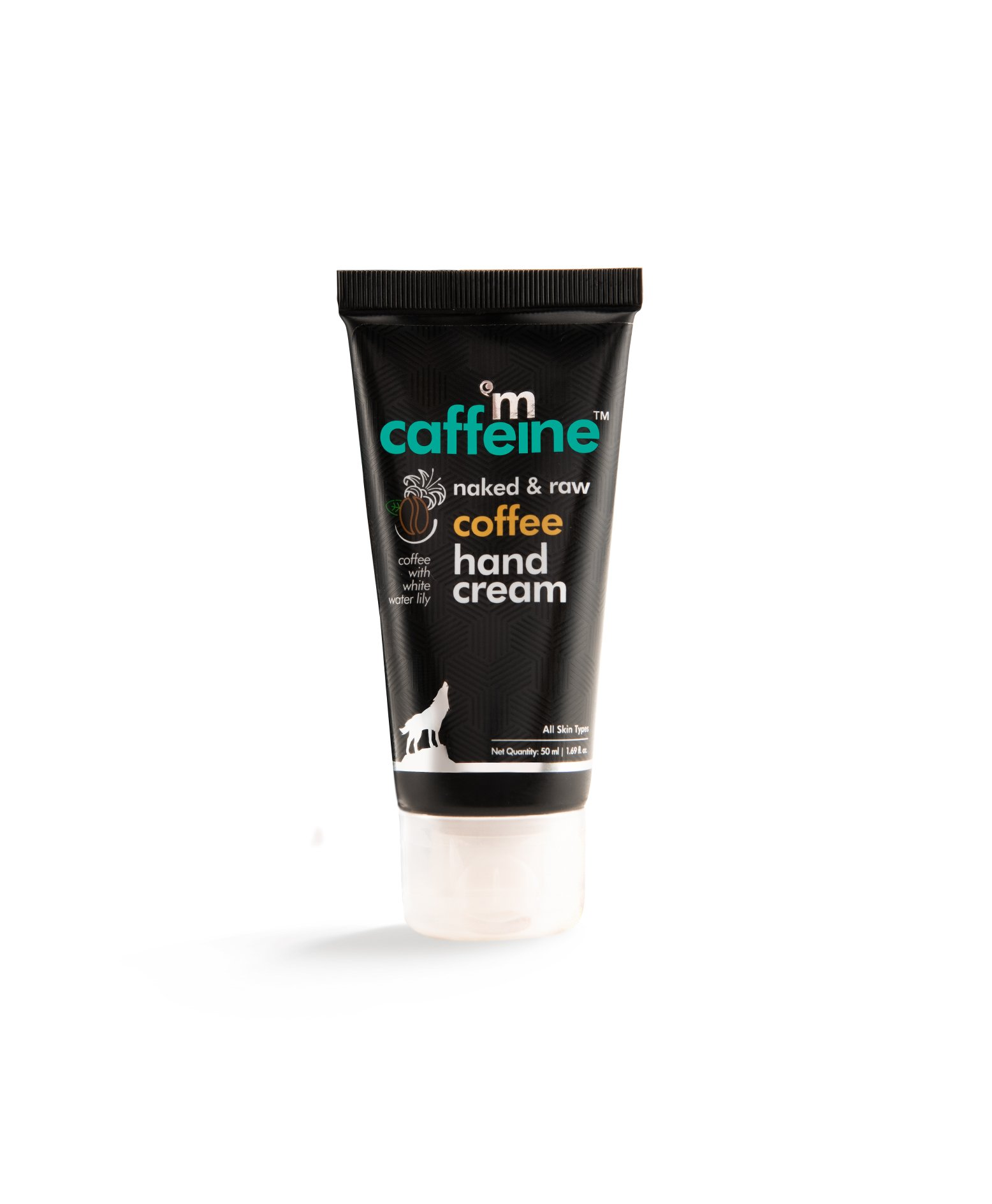 Naked & Raw Coffee Hand Cream, 50 ml